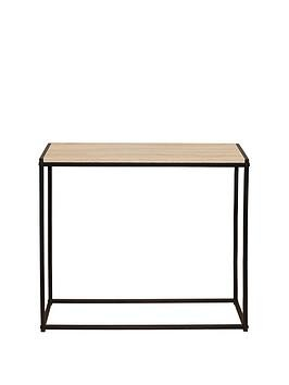 Save £4 at Very on Telford Industrial Console Table