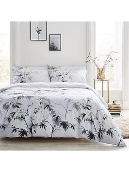 Save £5 at Very on Bianca Cottonsoft Bianca Kyoto 100% Cotton Duvet Cover Set