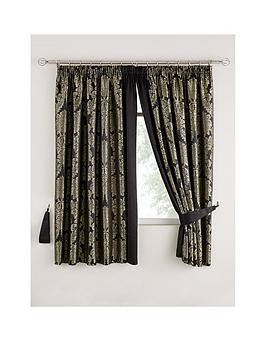 Save £10 at Very on Boston Glamour Lined Pleated Curtains