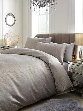 Save £6 at Very on Adriana Metallic Animal Jacquard Duvet Cover Set