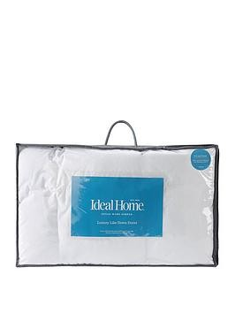 Save £5 at Very on Ideal Home Luxury Like Down 100% Cotton Cover 4.5 Tog Duvet