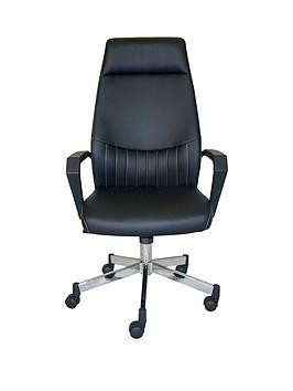 Save £10 at Very on Alphason Brooklyn High Back Office Chair