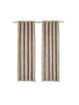 Save £11 at Very on Laurence Llewelyn-Bowen Scarpa Lined Eyelet Curtains