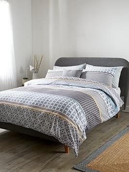 Save £5 at Very on Everyday Collection Casablanca Stripe Duvet Cover Set