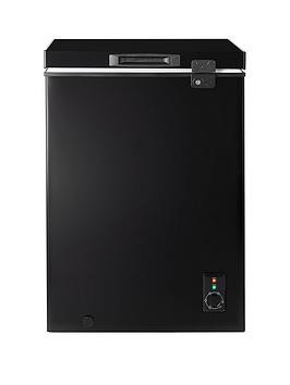 Save £30 at Very on Candy Cmch100Buk 100-Litre Chest Freezer - Black