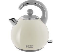 Save £35 at Currys on RUSSELL HOBBS Bubble 24401 Kettle - Cream