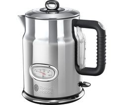 Save £40 at Currys on RUSSELL HOBBS Retro 21675 Jug Kettle - Silver