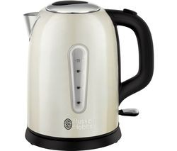 Save £22 at Currys on RUSSELL HOBBS Cavendish 25502 Jug Kettle - Cream