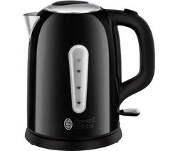 Save £22 at Currys on RUSSELL HOBBS Cavendish 25501 Jug Kettle - Black