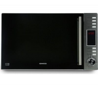 Save £55 at Currys on KENWOOD K30CSS14 Combination Microwave - Stainless Steel, Stainless Steel