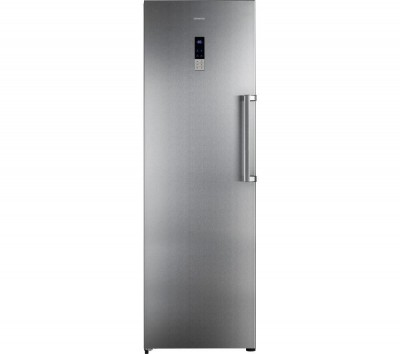 Save £50 at Currys on KENWOOD KTF60X15 Tall Freezer - Stainless Steel, Stainless Steel
