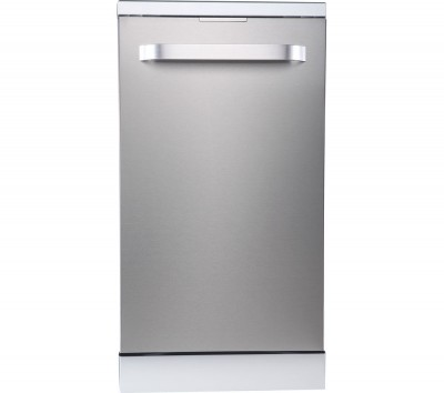 Save £30 at Currys on KENWOOD KDW45X16 Slimline Dishwasher - Stainless Steel, Stainless Steel