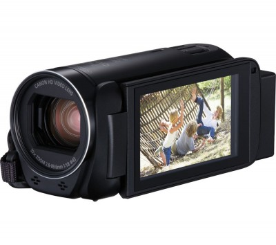 Save £70 at Currys on CANON LEGRIA HF R806 Camcorder - Black, Black