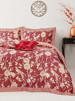 Save £9 at Very on Laurence Llewelyn-Bowen Royal Rose Garden Duvet Cover Set