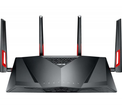 Save £25 at Currys on ASUS DSL-AC88U Wireless ADSL/VDSL Router - AC 3100, Dual-band