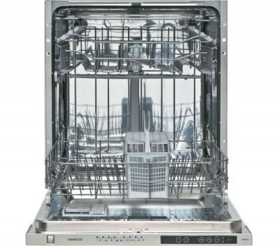 Save £40 at Currys on KENWOOD KID60S18 Full-size Fully Integrated Dishwasher