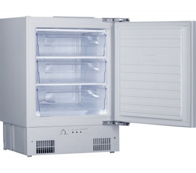 Save £50 at Currys on KENWOOD KIF60W18 Integrated Undercounter Freezer