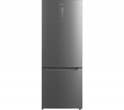 Save £70 at Currys on KENWOOD KNF70X19 70/30 Fridge Freezer - Silver, Silver