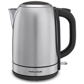Save £6 at Argos on Morphy Richards 102779 Equip Jug Kettle - Stainless Steel