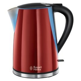 Save £6 at Argos on Russell Hobbs 21401 Mode Kettle - Red