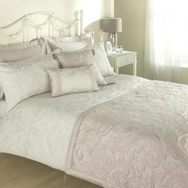 Save £10 at Argos on Julian Charles Paisley Natural Jacquard Duvet Cover - Double