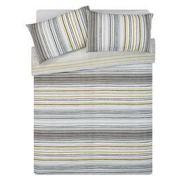 Save £6 at Argos on Argos Home Porter Stripe Bedding Set - Double