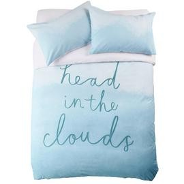 Save £6 at Argos on Argos Home Head in the Clouds Bedding Set - Double