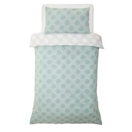 Save £6 at Argos on Argos Home Spot Print Bedding Set - Single