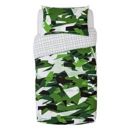 Save £6 at Argos on Argos Home Camouflage Bedding Set - Single