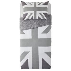 Save £6 at Argos on Argos Home Union Jack Bedding Set - Single