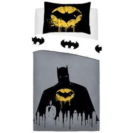 Save £5 at Argos on Batman The Dark Knight Bedding Set - Single