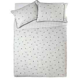 Save £13 at Argos on Argos Home Leaping Hare Bedding Set - Kingsize