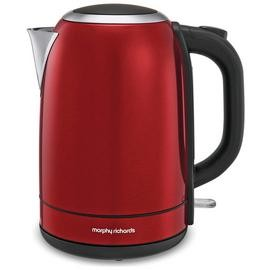 Save £6 at Argos on Morphy Richards 102782 Equip Jug Kettle - Red