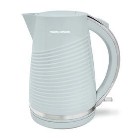 Save £10 at Argos on Morphy Richards 108268 Dune Jug Kettle - Green