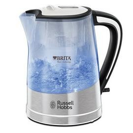 Save £5 at Argos on Russell Hobbs 22851 Purity Brita Filter Clear Plastic Kettle