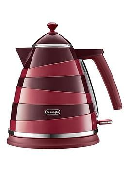 Save £10 at Very on Delonghi Avvolta Class Kbac3001.R Kettle - Red