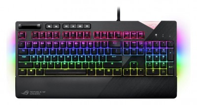 Save £19 at Argos on Asus ROG Strix Flare Mechanical Wired Gaming Keyboard