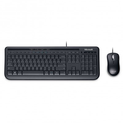 Save £5 at Argos on Microsoft APB-00006 Wired Mouse and Keyboard