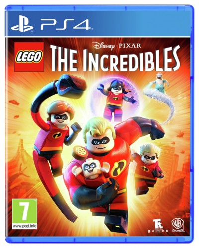 Save £4 at Argos on LEGO Incredibles PS4 Game