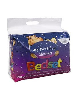 Save £2 at Very on Silentnight Kids Complete Bed Set - Includes 10.5 Tog Duvet, Mattress Protector And Pillow