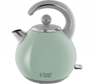 Save £35 at Currys on RUSSELL HOBBS Bubble 24404 Kettle - Green, Green