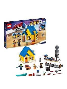 Save £10 at Very on The Lego Movie 2 70831 Emmet'S Dream House/Rescue Rocket!