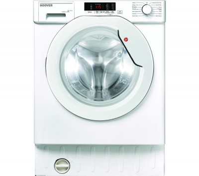 Save £40 at Currys on HOOVER HBWM 814S-80 Integrated 8 kg 1400 Spin Washing Machine