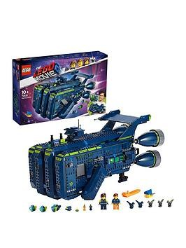 Save £26 at Very on Lego Movie 70839 The Rexcelsior! Spaceship Toy
