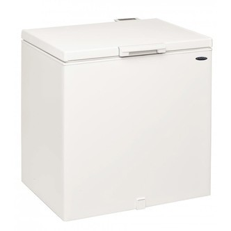 Save £50 at Sonic Direct on Iceking CF202W 81cm Chest Freezer in White 202 Litre 0 86m A Rated