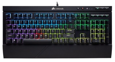 Save £20 at Ebuyer on Corsair K68 RGB Mechanical Gaming Keyboard