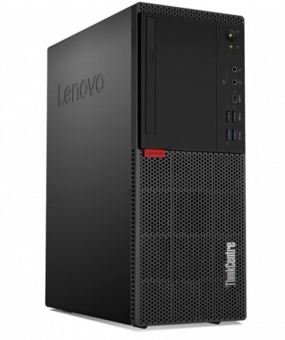Save £67 at Ebuyer on Lenovo ThinkCentre M720t TWR Desktop PC, Intel Core i5-8400 2.8GHz, 4GB DDR4, 1TB HDD, DVDRW, Intel UHD, Windows 10 Pro