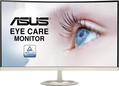 Save £53 at Ebuyer on ASUS VZ27VQ 27'' Full HD Curved VA Monitor
