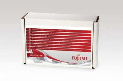 Save £47 at Ebuyer on Fujitsu/PFU Consumable Kit: 3576-500K For fi-6670, fi-6750S, fi-6770. Includes 2x Pick Rollers and 2x Brake Rollers. Estimated Life: Up to 500K scans