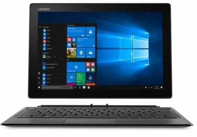 Save £129 at Ebuyer on Lenovo Miix 520 2-in1 Laptop, Intel Core i3-7130U 2.7GHz, 4GB DDR4, 128GB SSD, 12.2 Touch, No-DVD, Intel HD, WIFI, Bluetooth, 2 Camera, Windows 10 Pro